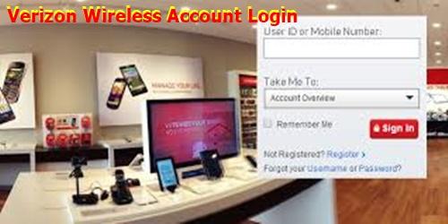 Verizon Wireless Account Login – Verizon Wireless Sign In Account Online