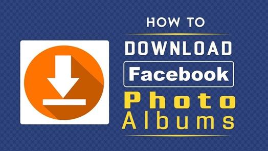 How to Download Facebook Photo Album