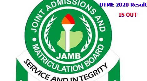 UTME 2020 Result: JAMB Releases First-Day Results | How to check JAMB CBT 2020 UTME Results Online