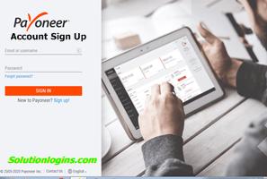 Payoneer Sign In | Payoneer Login Account | Payoneer Account Registration