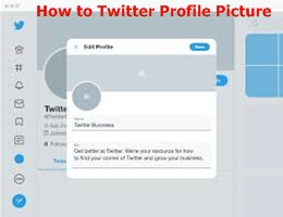 How To Upload Twitter Profile Picture | How To Pin a Tweet to your profile