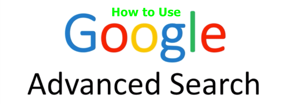 How to Use Google Advanced Image Search