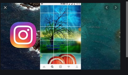 How To Crop Picture On Instagram