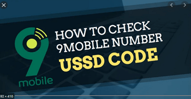 USSD 9mobile Account Balance – How to Check 9mobile Account Balance via USSD