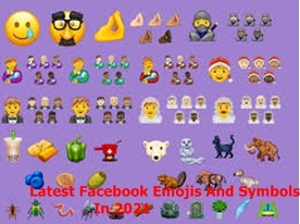 Latest Facebook Emojis And Symbols In 2021 – How To Find Latest Facebook Emojis And Symbols