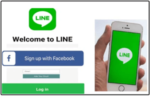 Line Account Sign Up