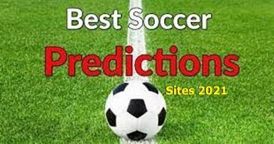 Best Soccer Prediction Sites 2021