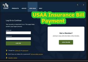 USAA Insurance Bill