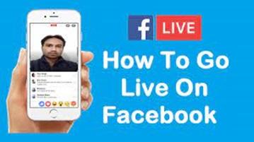 Facebook Live On Desktop | How To Go Live On Facebook