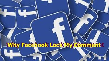 Why Facebook Lock My Comment | How to Unlock Facebook Comment