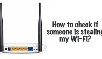 How To Check If Someone Is Using Your WiFi