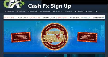 Cashfx Sign Up | CashFx Login – Make Cash While Sleeping