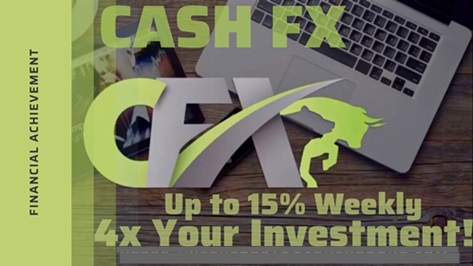 Latest CashFx Review – How to Register With CashFx Group Platform