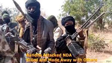 Two Military Officers Killed As Bandits Attacked Nigerian Defence Academy(NDA)