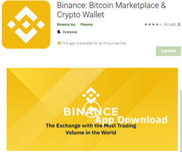 Binance App Download – Best Cryptocurrency Wallet