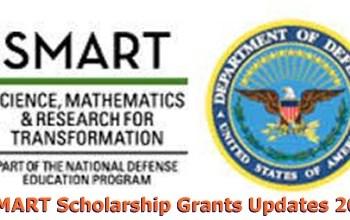 SMART Scholarship Grants Updates 2021