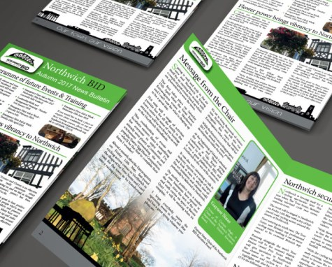 Printed News Bulletins | Northwich Business Improvement District
