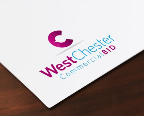 Logo Design   West Chester Commerical Business Improvement District