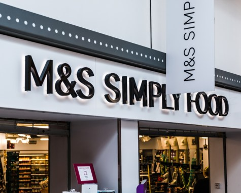 M&S Simply Food | Moto Stafford North