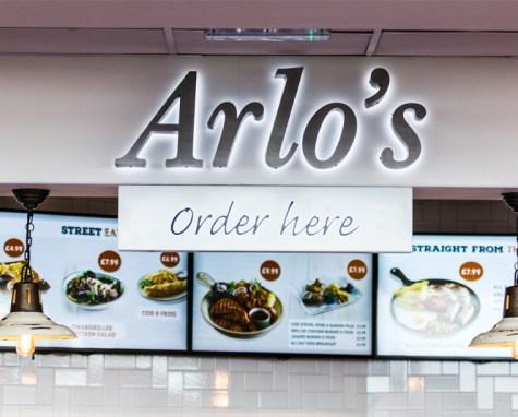 Arlo's Signage | Moto Wetherby