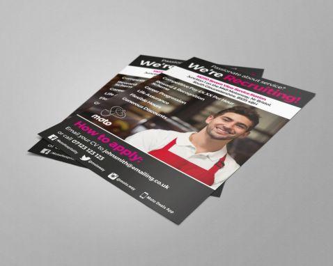 Recruitment Campaign | Moto Hospitality
