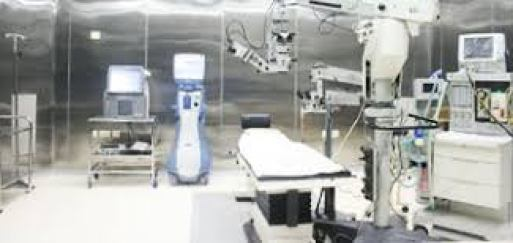 cataracs surgery training at MGM eye.
