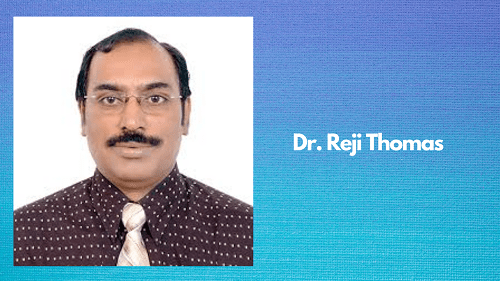 Dr. Reji Thomas