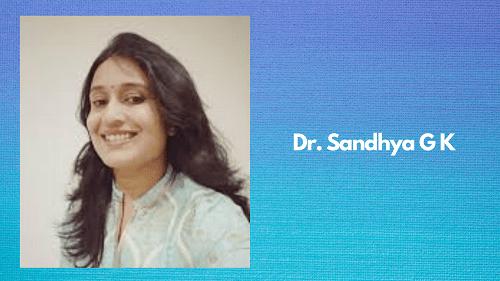 Dr. Sandhya G K