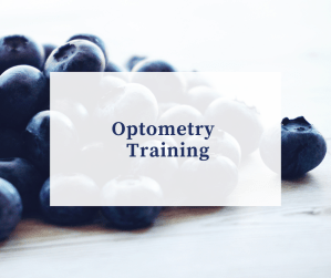 Optomerty Training
