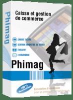 le logiciel de caisse et gestion de magasin Phimag