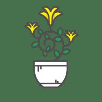 icone fleuriste