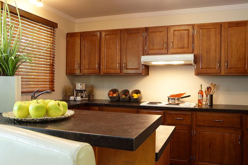 cuisine comptoir stratifie solutions comptoirs
