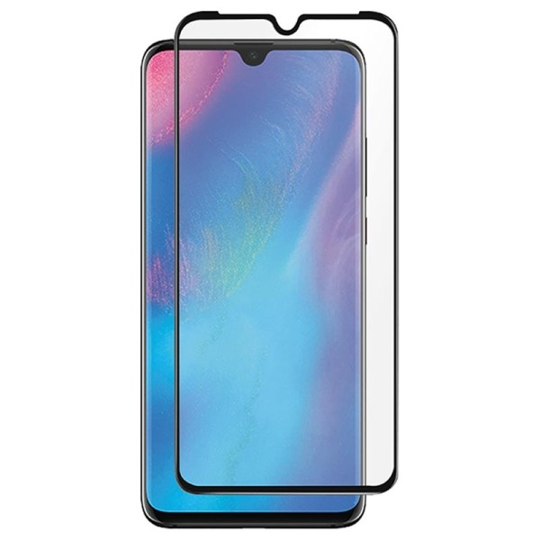 Huawei P30 Pro tempered glass curved black