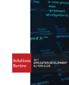 Solutions Review Link to Application Buyer's Guide