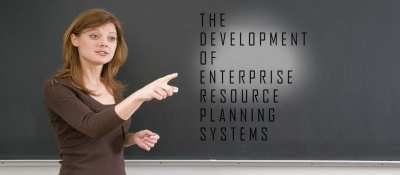Presentation: The Development of Enterprise Resource Planning Systems