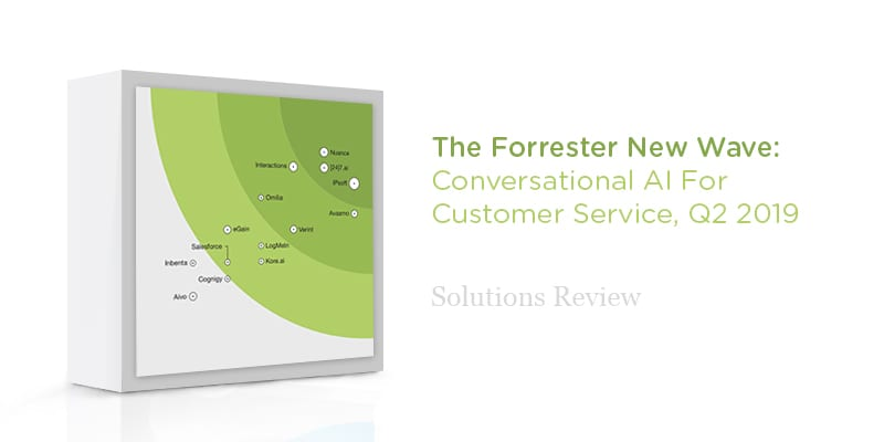 Key Takeaways from the Forrester New Wave for