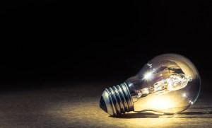 Light Bulb Solution X Marketing