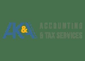 AK & A Associates Logo