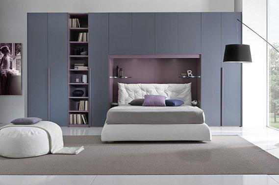 Arredamento moderno delle camere da letto  Soluzioni di Casa