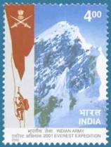 Indian Army Everest Expedition