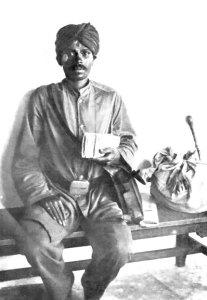 1900-களின் ஒரு தபால்காரர்