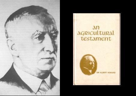 Albert Howard's An Agricultural Testament