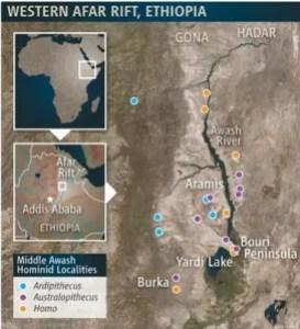 Western Afar Rift Ethiopia