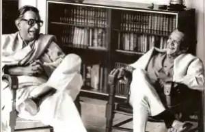 ரவிஷங்கரும், சத்யஜித் ராயும்