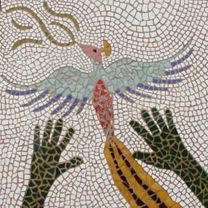 முகம்மது ஆல்வியின் உருது கவிதைகள் Mosaic_bird_400