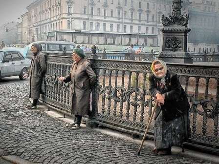 Beggar_Saint_Petersburg_Russia_City_Cold_winter_Fall_USSR_Poor_Alms