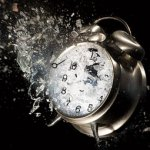 clock_Time_Break_Seconds_Alarm_Shatter_Glass_Photo