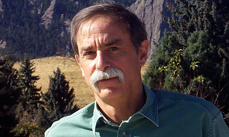 Winner of 2012 Nobel prize for physics, David Wineland