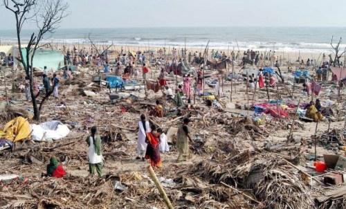 Tsunai_2004_Tamil_Nadu_Sri_Lanka_India_Sea_Waves_Homeless_Shelter