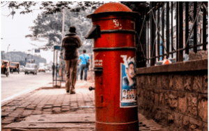 Post_Box_Mail_India_Dhak_ghar_Empty_Old_Stale_Communication_Delivery_Write_Letter